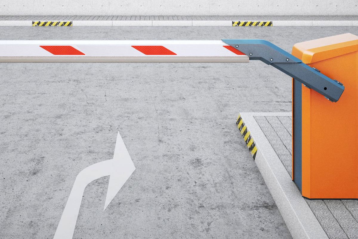 ELECTRONIC BARRIER & GATES