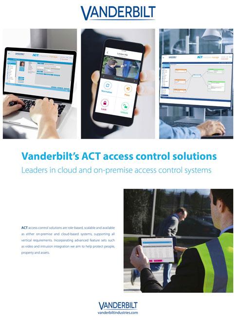 Vanderbilt ACT 2020