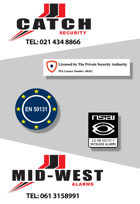 40 Years in business Catch and Mid West Security are licensed by the Private Security Authority