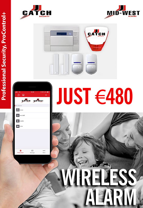 Wireless Alarm Special Offer