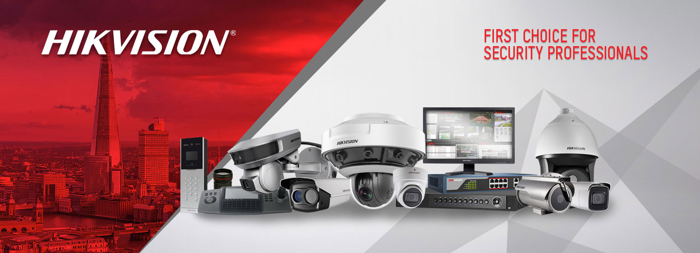 Hikvision, first choice for professionals
